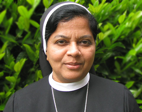 Sr. Mary Paul, Generalrätin